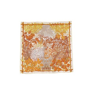 Hermes Mythes Et Metamorphoses Silk Scarf For Sale