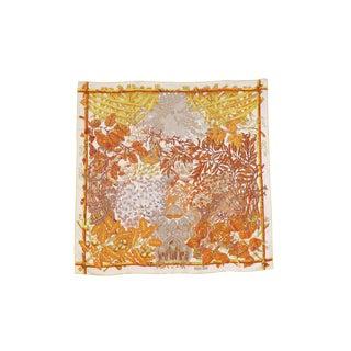 Hermes Mythes Et Metamorphoses Silk Scarf For Sale