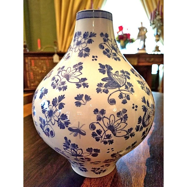 Ceramic Early 19c French Utzschneider & Cie Sarreguemines Pitcher For Sale - Image 7 of 11