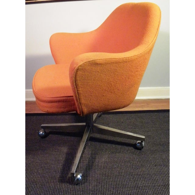 Vintage Knoll Mid-Century Office Chair - Image 5 of 6