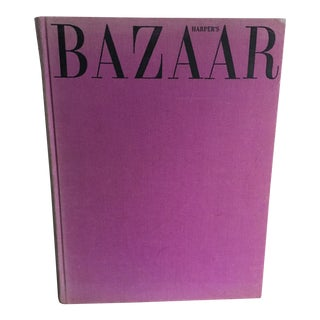 Harpers Bazaar: 100 Years of the American Female First Edition Book For Sale