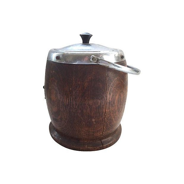 English Biscuit Barrel - Image 4 of 7