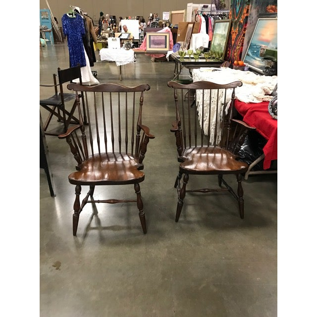 1950s Vintage Harden Furniture Chairs - A Pair For Sale - Image 9 of 9