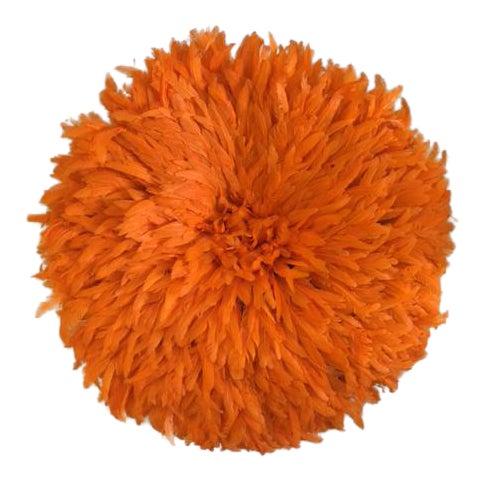 Boho Juju Orange Hat Wall Home Decor For Sale