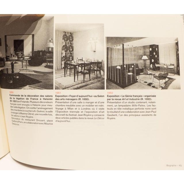 Jean Royere, Décorateur a Paris Book - Image 8 of 9