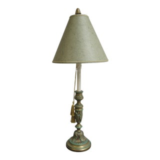 Modern Chapman Italian Regency Table Lamp For Sale