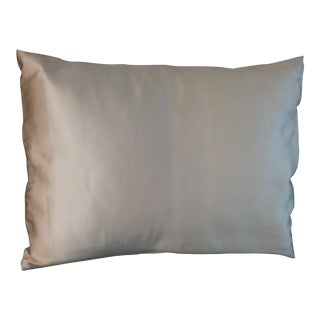 Modern Calvin Klein Silk Ombre Pillow For Sale