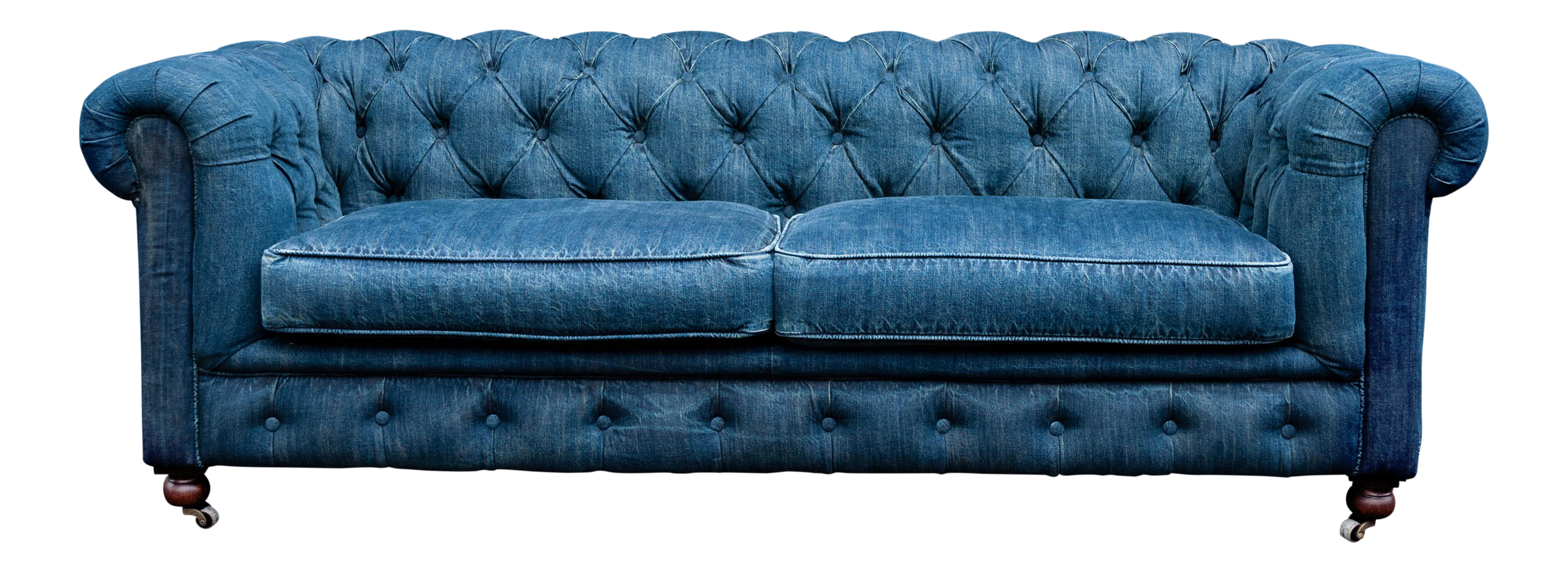 Mini Chesterfield Sofa By Restoration Hardware