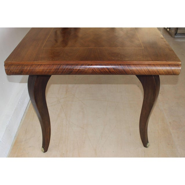 1950s French Dining Table For Sale - Image 5 of 7