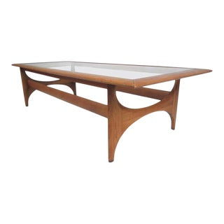 Lane Altavista Midcentury Coffee Table For Sale