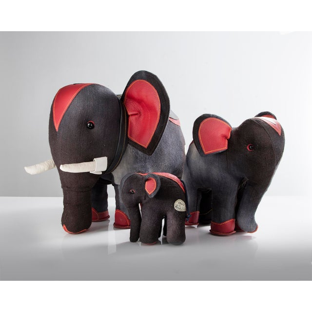 """""""Therapeutic Toy"""" Elephant by Renate Müller For Sale - Image 5 of 5"""