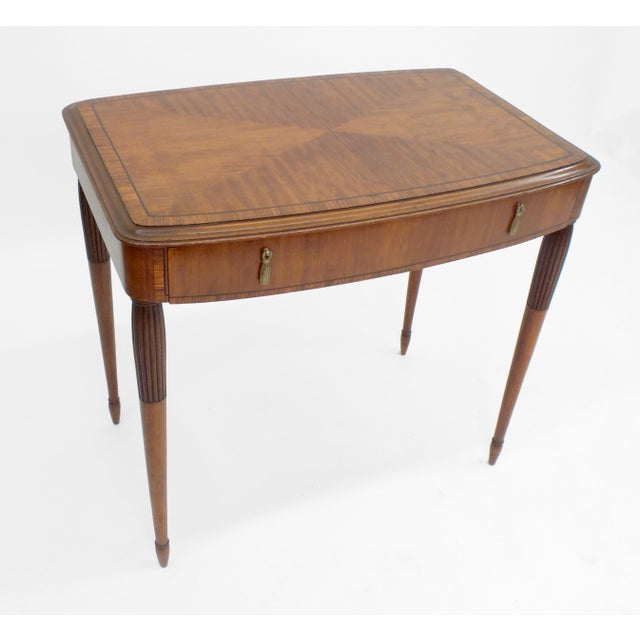 Art Deco Art Deco Period Side Table For Sale - Image 3 of 6