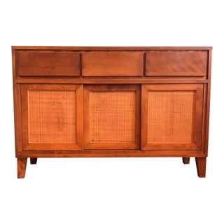 Mid Century Russel Wright for Conant Ball Credenza