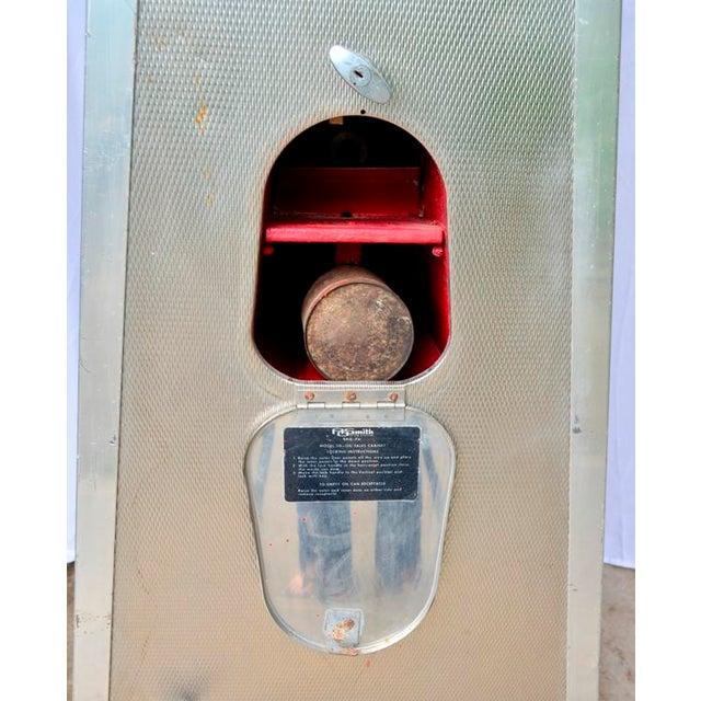 Vintage Mobil Oil Pegasus Advertising Display Cabinet For Sale In San Antonio - Image 6 of 13