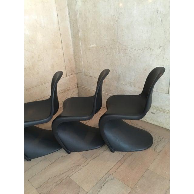Verner Panton S Chairs - Set of 5 - Image 7 of 10