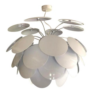 1990s Modern Artichoke Chandelier For Sale