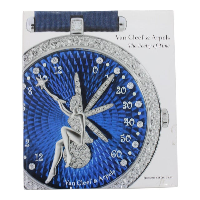 """""""Van Cleef & Arpels the Poetry of Time"""" Coffee Table Book For Sale"""