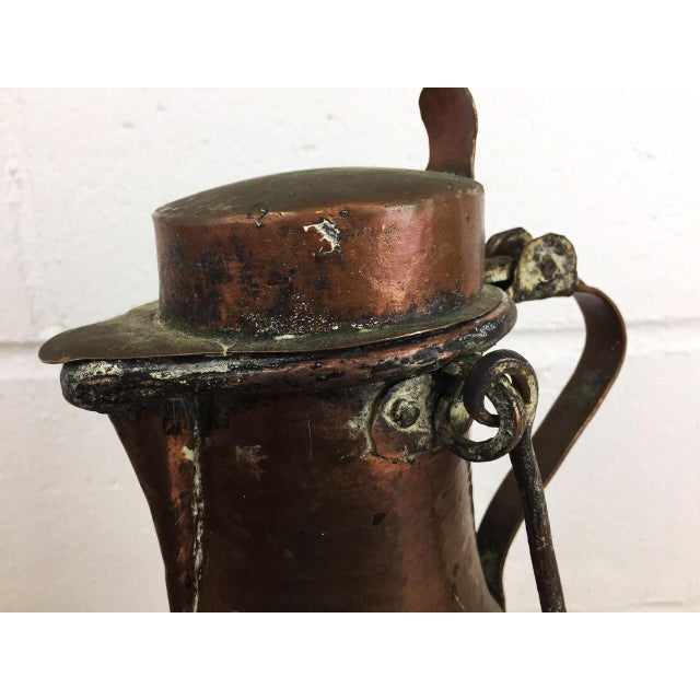 Antique French Coffee Pot Tea Kettle - Image 8 of 11