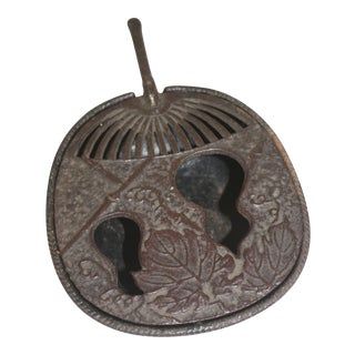 Antique Japanese Incense Burner