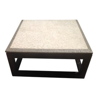 Modern Designer Coffee Table For Sale