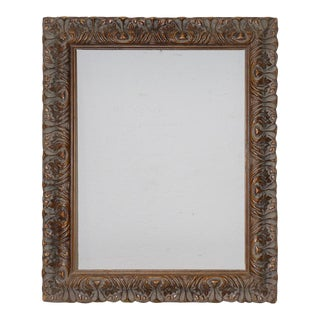 Vintage Frame for Artwork or Mirror c.1970