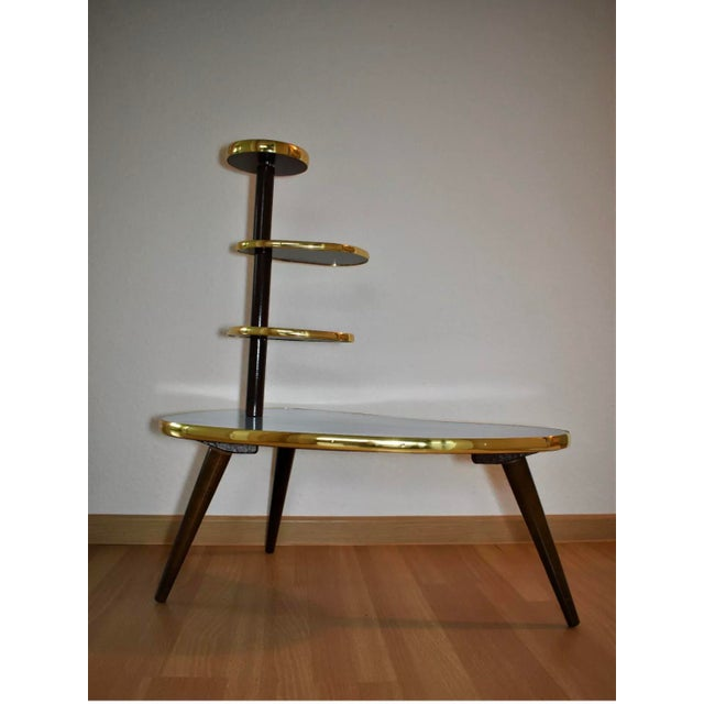 Vintage German Plant Stand For Sale - Image 10 of 12