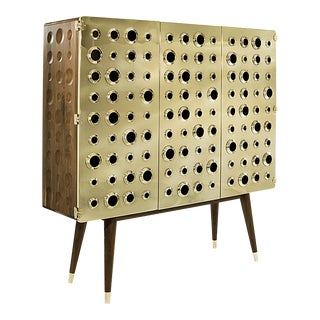 Monocles Cabinet From Covet Paris For Sale