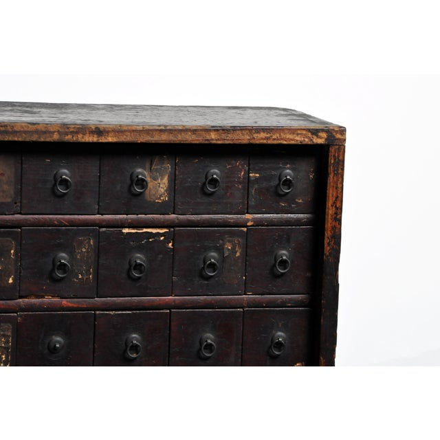 Personal Medicine Chest on Metal Base For Sale - Image 9 of 13
