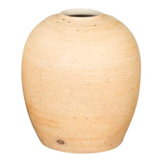 Sarreid Ltd. Unglazed Vase For Sale
