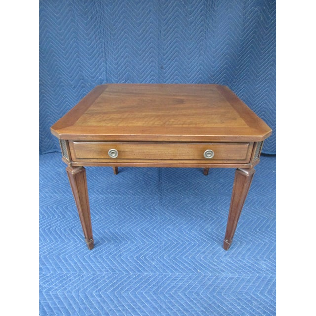 William a Berkey for John Widdicomb Side Table For Sale - Image 12 of 12