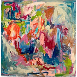 Abstract Painting by Ebony Boyd For Sale