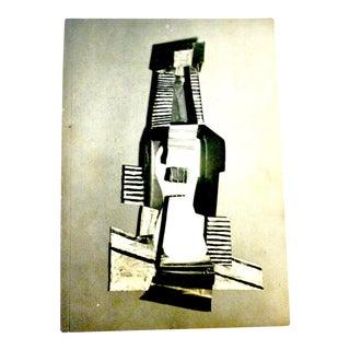 1967 Catalogue Picasso Sculpture Ceramics Graphic Work Book For Sale