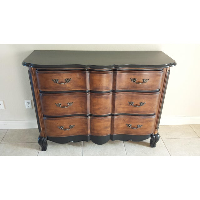 French Provincial Drawers Dresser - Image 6 of 11