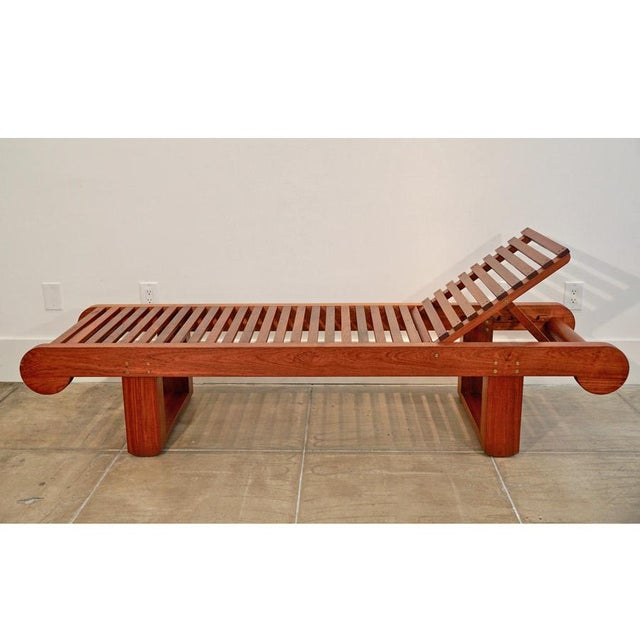 Late 20th Century Kipp Stewart Bench For Sale In Los Angeles - Image 6 of 10