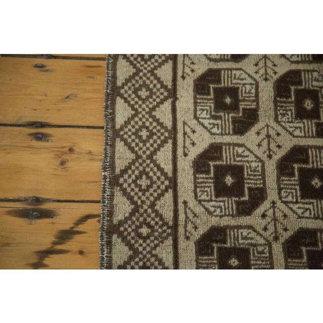 """Vintage Konya Rug Runner - 2'8"""" X 4'8"""" For Sale - Image 4 of 6"""