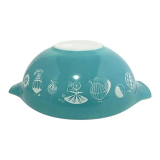 Pyrex Hot Air Balloon 4 Quart 444 Cinderella Mixing Bowl