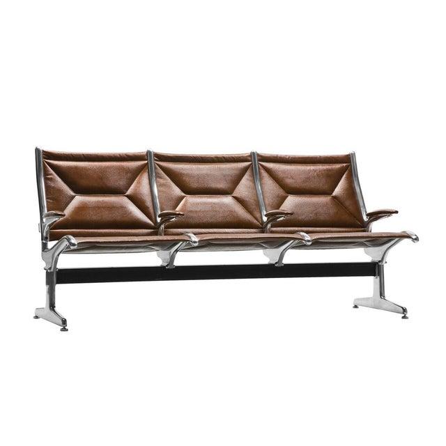 Eames for Herman Miller Tandem Sling Bench - Image 1 of 5
