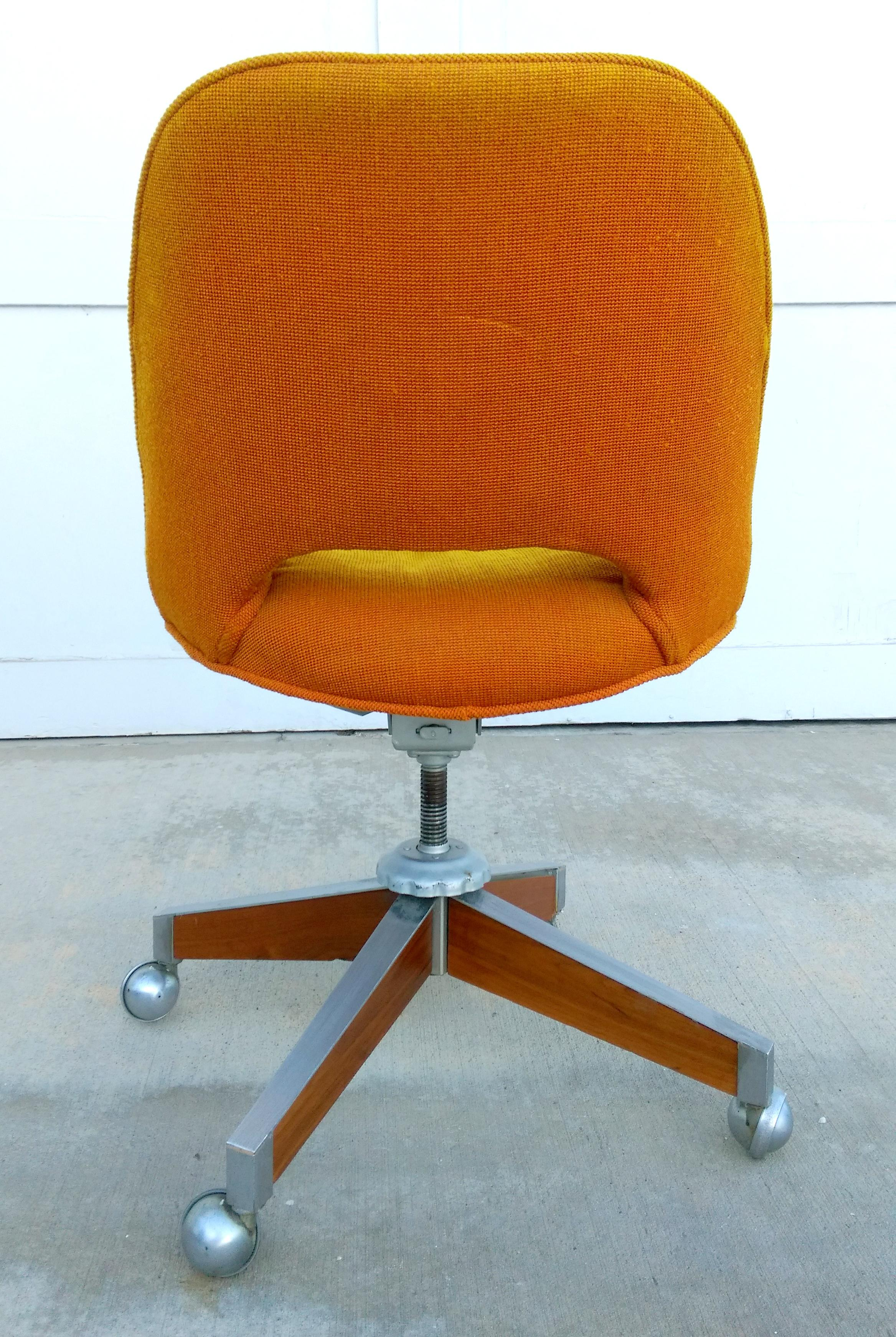 Vintage SENG Chicago Task Chair For Sale In Los Angeles - Image 6 of 10  sc 1 st  Chairish & Vintage SENG Chicago Task Chair | Chairish