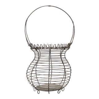 Wire Basket For Sale