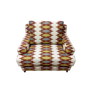 Custom South Western Arm Chair Preview