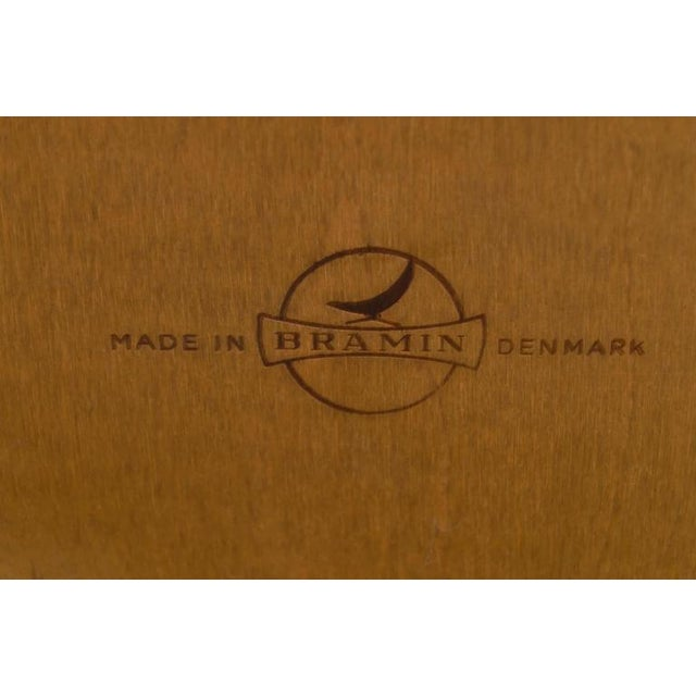 Brown H. W. Klein for Bramin Danish Modern Credenza For Sale - Image 8 of 10