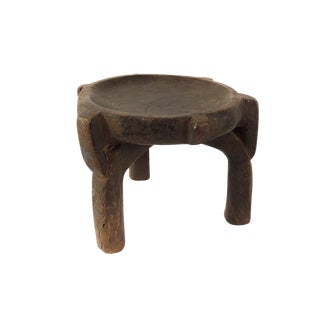 African Hehe Milk Stool For Sale