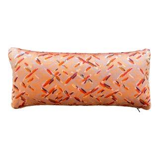 Meisen Silk Lumbar Pillow For Sale