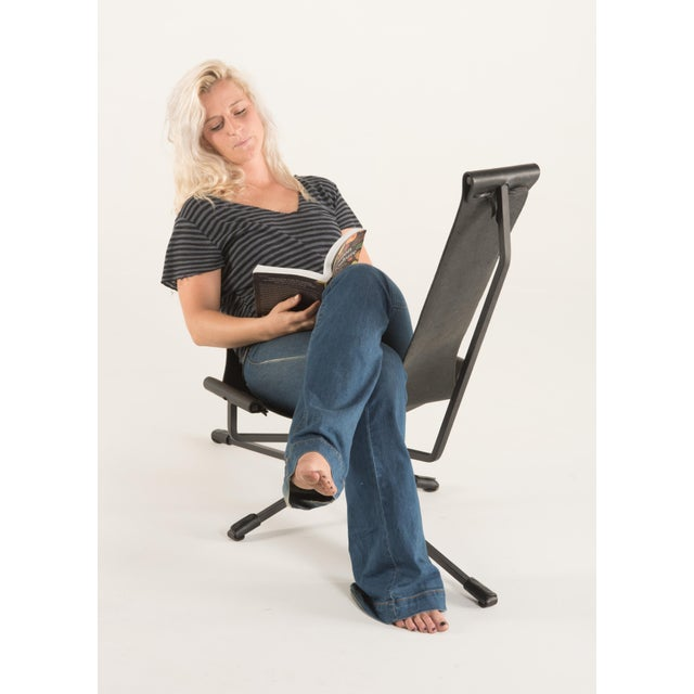 Reading & Lounge Chair U Chair For Sale - Image 6 of 7
