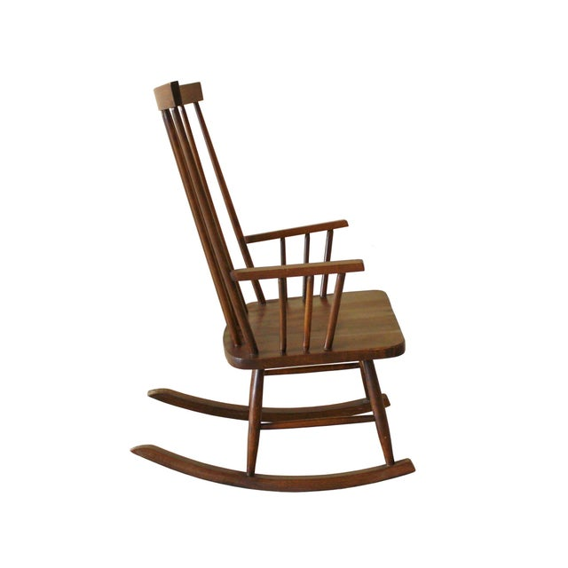 Mel Smilow Rocking Chair - Image 6 of 8