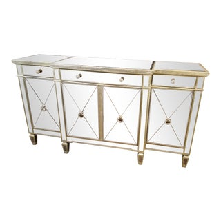 Z-Gallerie Borghese Mirrored Buffet