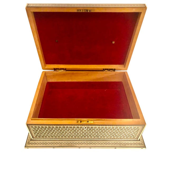 Late 19th Century Middle Eastern Box For Sale - Image 12 of 13