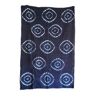 African Mudcloth Textile Hanging For Sale