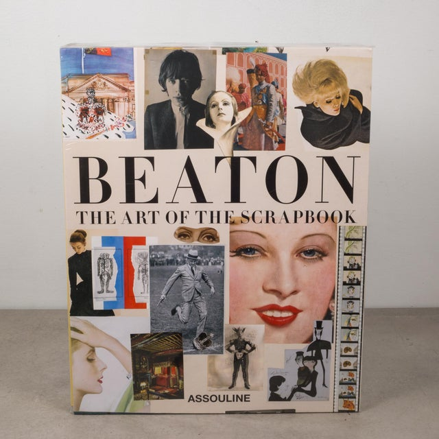 """Beaton: The Art of the Scrapbook"" For Sale In San Francisco - Image 6 of 6"