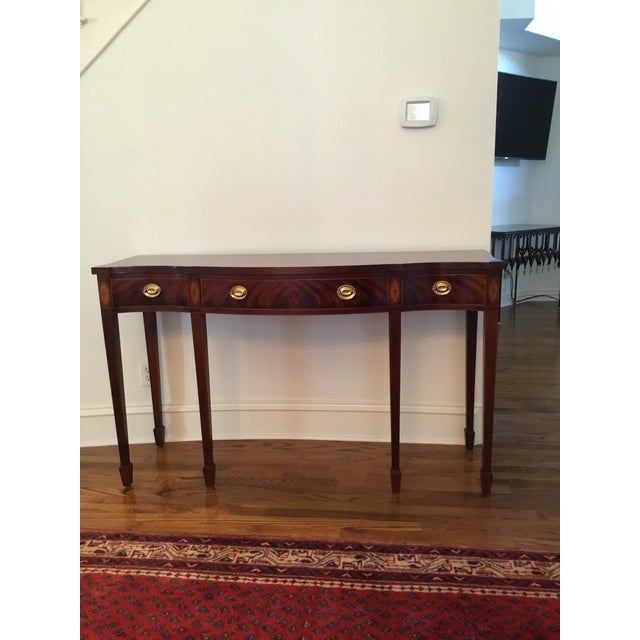 1990s 1990s Federal Baker Historic Charleston Sideboard For Sale - Image 5 of 5